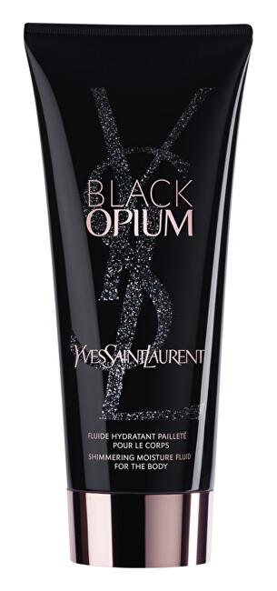 Yves Saint Laurent Black Opium telové mlieko 200 ml