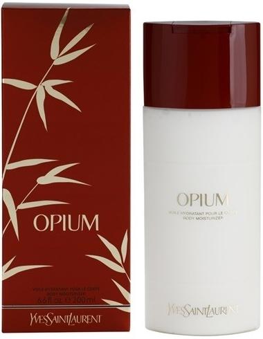 Yves Saint Laurent Opium 2009 - telové mlieko 200 ml