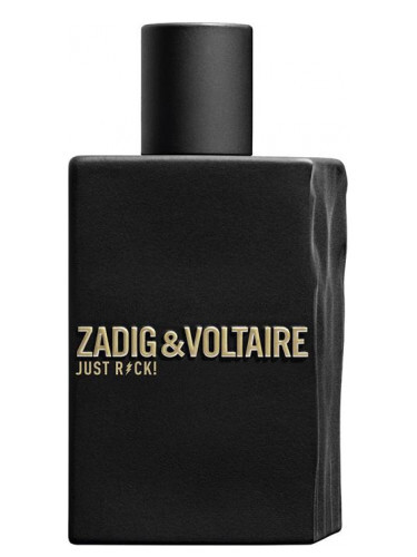 Zadig & Voltaire Just Rock! For Him - EDT 50 ml