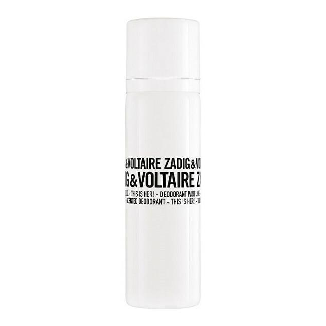 Zadig & Voltaire This Is Her - deodorant v spreji 100 ml