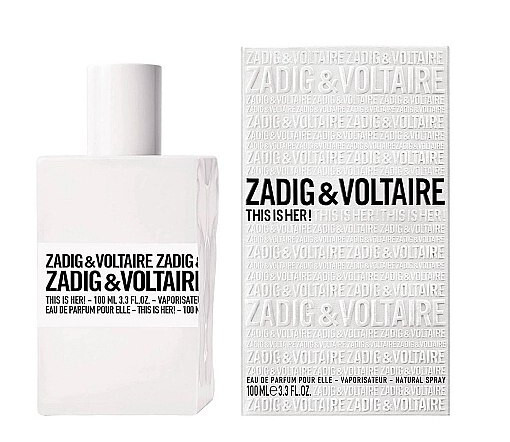 Zadig & Voltaire This Is Her - EDP 50 ml