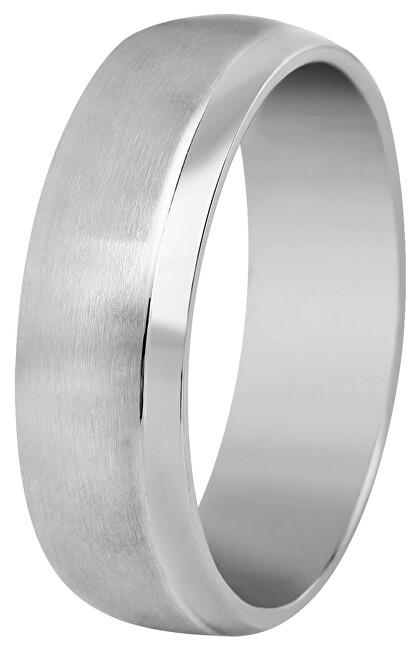 Levně Beneto Pánský prsten z oceli SPP03 68 mm