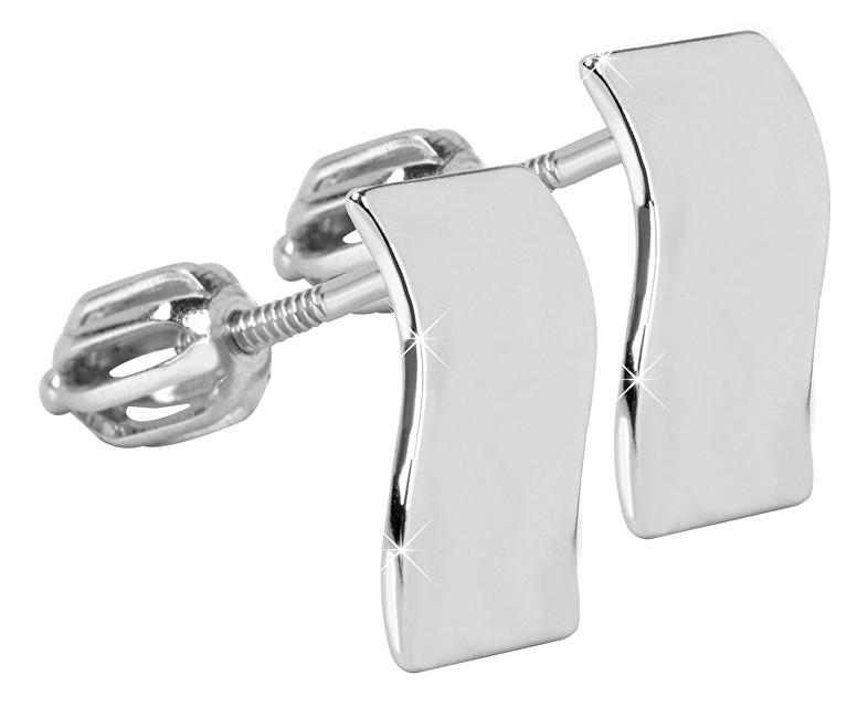 Brilio Silver Dámske strieborné náušnice 431 001 02559 04