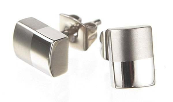 Boccia Titanium Titanové náušnice 0509-02