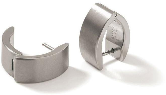 Boccia Titanium Titanové náušnice 0521-01