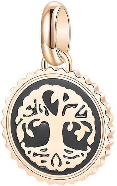 Brosway Růžově zlacený ocelový přívěsek Strom života Très Jolie BTJM193