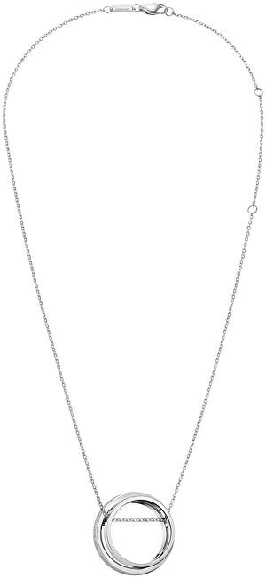 Calvin Klein Oceľový náhrdelník Loud KJ6AMP080100