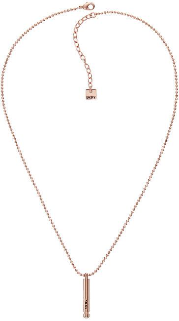 DKNY Elegantný náhrdelník The City Street - In Motion 5520062