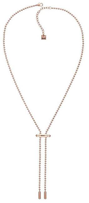 DKNY Elegantný náhrdelník The City Street - In Motion 5520065