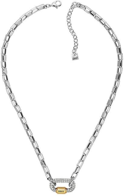 DKNY Luxusné náhrdelník The City Street - In Motion 5548830