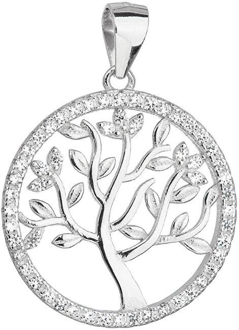 Evolution Group Stříbrný přívěsek strom života 14001.1