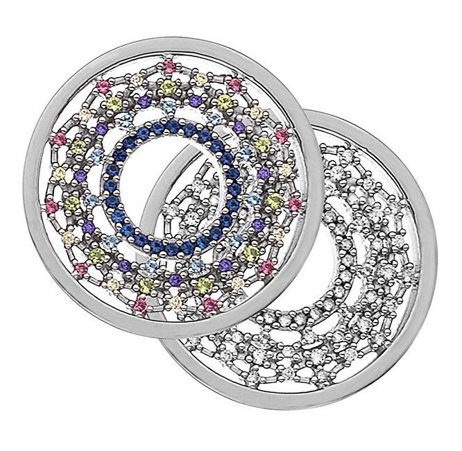 Hot Diamonds Prívesok Emozioni Dreamer Coin EC476-EC477 33 mm