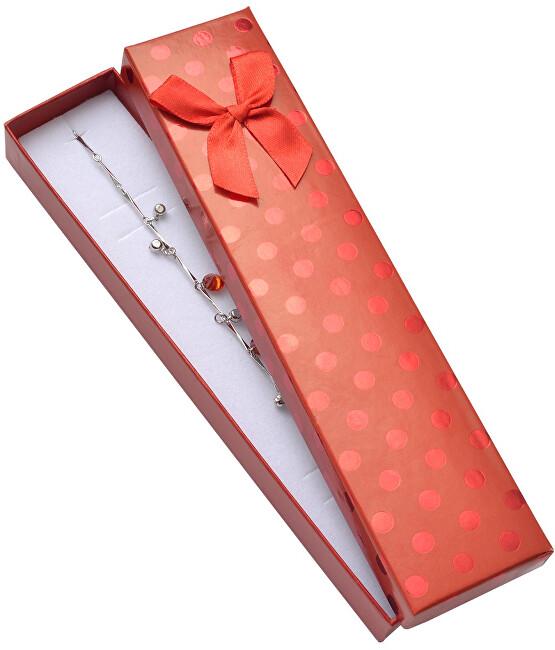 JK Box Darčeková krabička na náramok alebo náhrdelník KC-9 / A7
