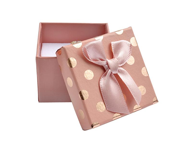 JK Box Darčeková krabička na náušnice alebo prsteň KC-3 / A5