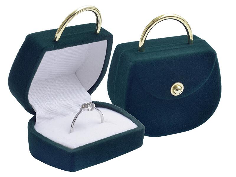 JK Box Darčeková krabička na prsteň Kabelka FU-16 / A19