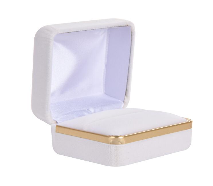 JK Box Darčeková krabička na snubné prstene CD-3 / A20 / AU