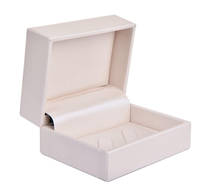 JK Box Darčeková krabička na snubné prstene ZK-7 / D / A20
