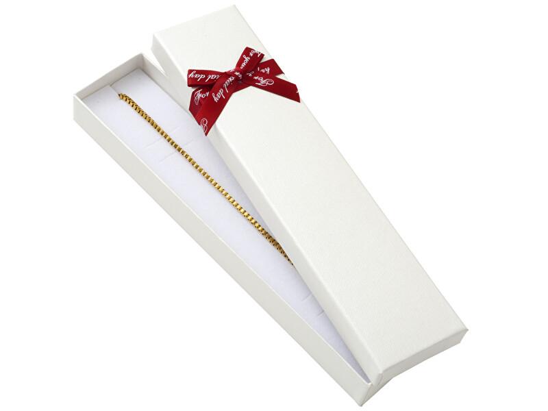 JK Box Darčeková papierová krabička na náhrdelník BR-9 / A20 / A7