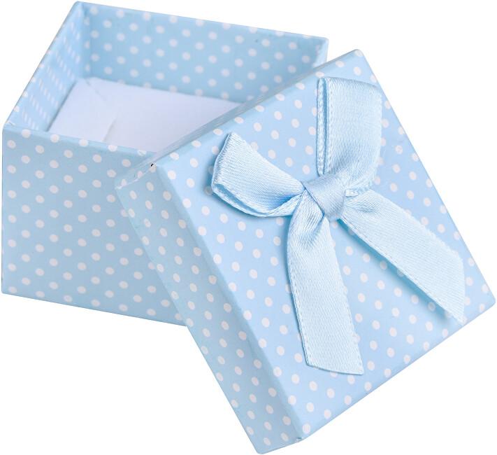 JK Box Darčeková krabička na prsteň alebo náušnice KK-3 / A15