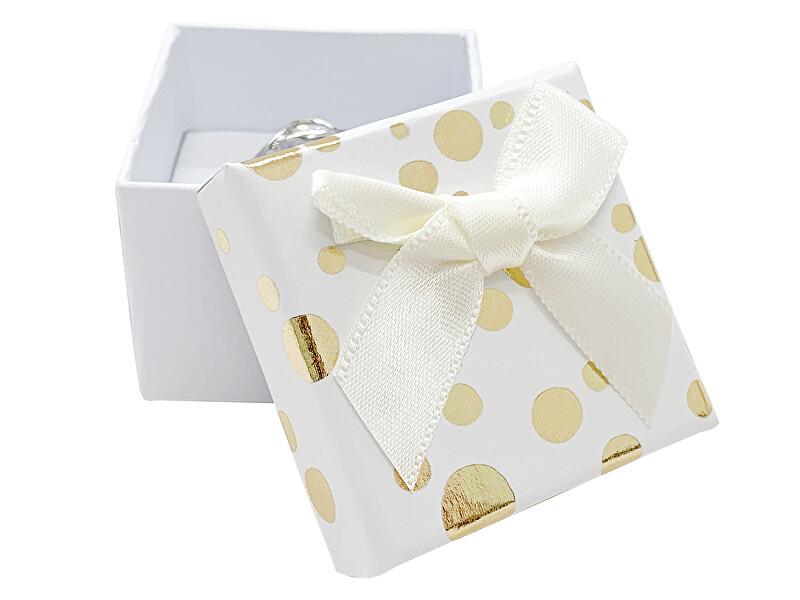 JK Box Darčeková krabička na náušnice alebo prsteň MB-3 / A20
