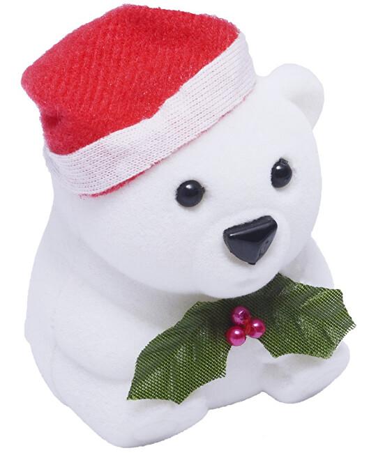 JK Box Darčeková krabička Vianočné medvedík FU-207 / A1
