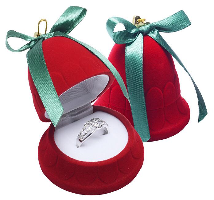 JK Box Darčeková krabička Vianočný zvonček FU-12 / A7