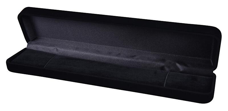 JK Box Elegantná darčeková krabička na náramok alebo náhrdelník HB-9 / R / A25