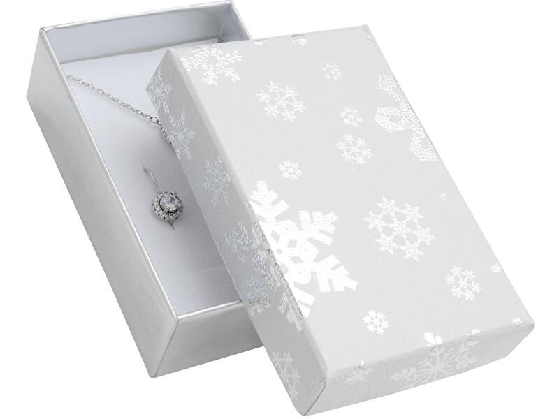 JK Box Vánoční dárková krabička na náušnice XR-6/A1/A1