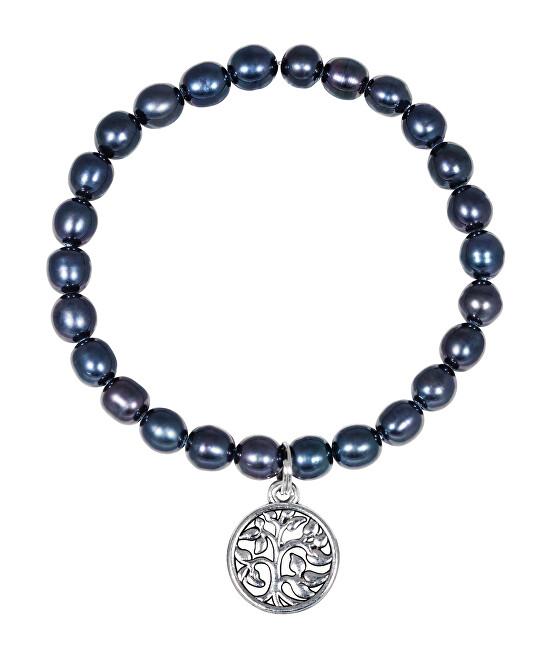 JwL Luxury Pearls Perlový náramek Strom života JL0548