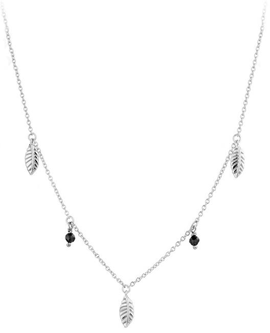 JVD Strieborný náhrdelník s príveskami SVLN0175XH2ON00