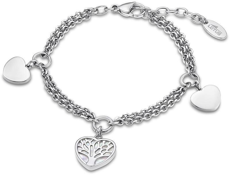 Lotus Style Stylový náramek Strom života LS2022-2/1