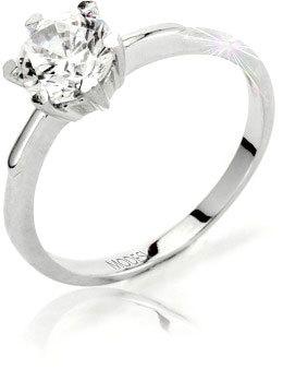 Modesi Zásnubný prsteň Q13376-1L 56 mm