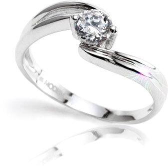 Modesi Zásnubný prsteň Q8329L 56 mm