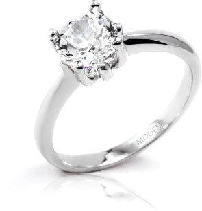 Modesi Zásnubný prsteň QJR1948L 56 mm