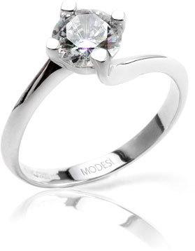 Modesi Zásnubný prsteň QJR2076L 56 mm