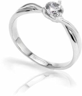 Modesi Zásnubný prsteň QJR2091L 56 mm