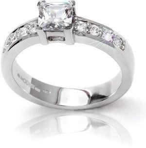 Modesi Zásnubný prsteň QJR5000L 56 mm