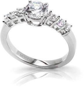 Modesi Zásnubný prsteň QJRY2223L 56 mm