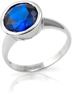 Modesi Prsten Dark Blue QJRY4034LW 52 mm
