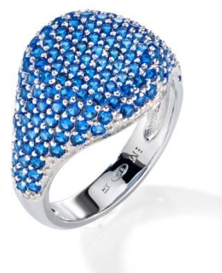 Morellato Elegantní stříbrný prsten Tesori SAIW12 52 mm