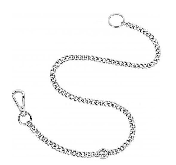 Morellato Masivní ocelový řetěz na klíče/klíčenka Motown SALS36