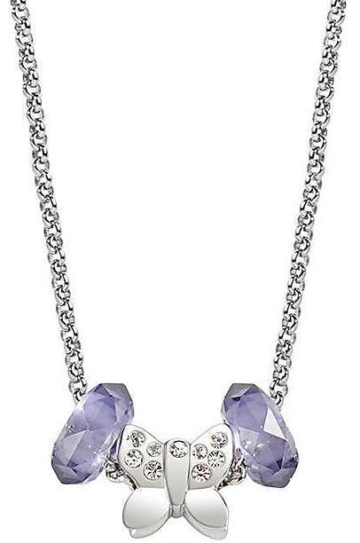 Morellato Oceľový náhrdelník Drops Butterfly SCZ228