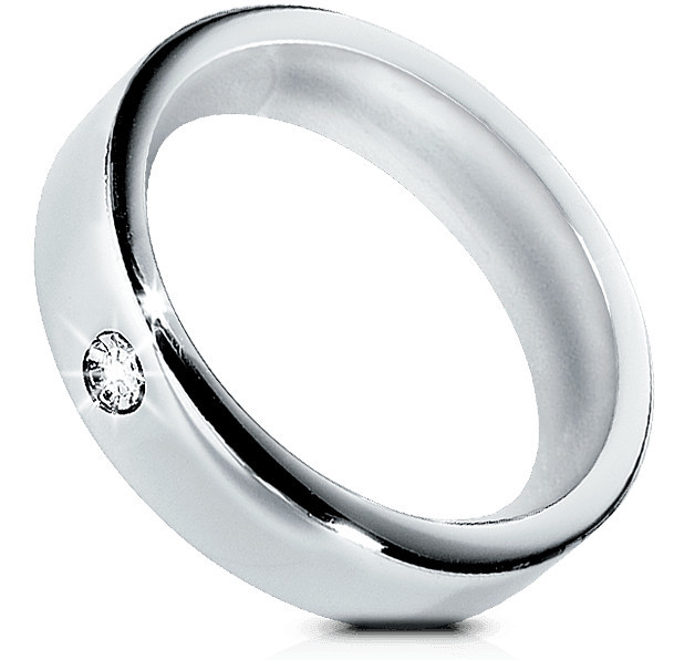 Morellato Ocelový prsten Love Rings S8515 63 mm