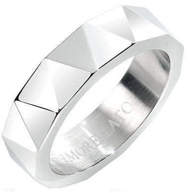 Morellato Ocelový prsten Love Rings SSI02 54 mm