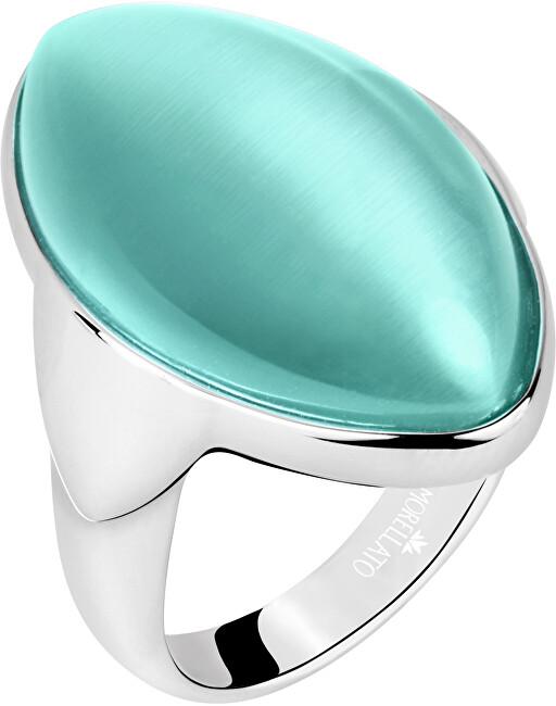 Morellato Oceľový prsteň Profond SALZ180 56 mm
