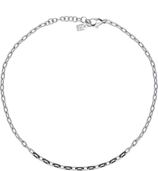 Morellato Pánsky oceľový náhrdelník Cross SAHU02