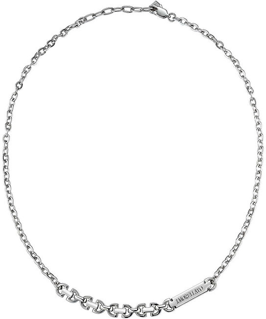 Morellato Pánsky oceľový náhrdelník Rocce SALS02