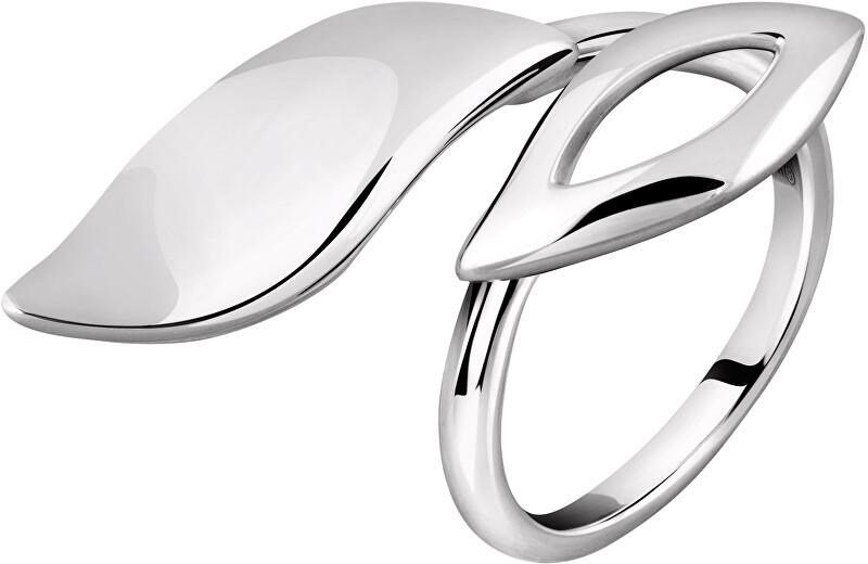 Morellato Strieborný prsteň Foglia SAKH30 56 mm