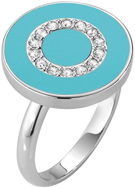 Morellato Stříbrný prsten s krystaly Perfetta SALX21 54 mm