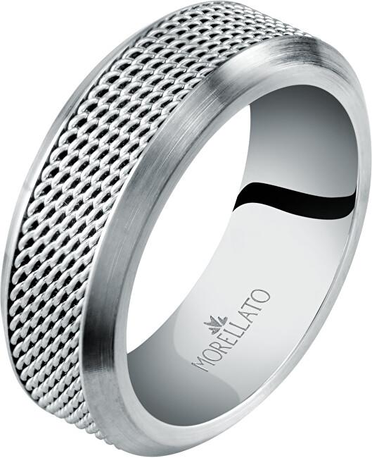 Morellato Stylový ocelový prsten pro muže Urban SABH200 59 mm